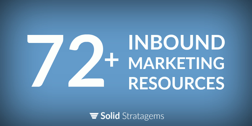 Inbound Marketing Resources